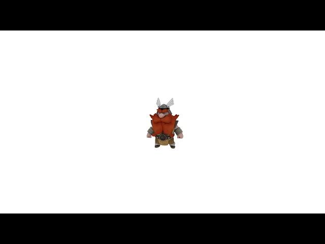 Seekers & Keepers - Viking Animation Transform