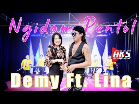 DEMY Ft. LINA - NGIDAM PENTOL   AKS MANAGEMENT (OFFICIAL MUSIC VIDEO)