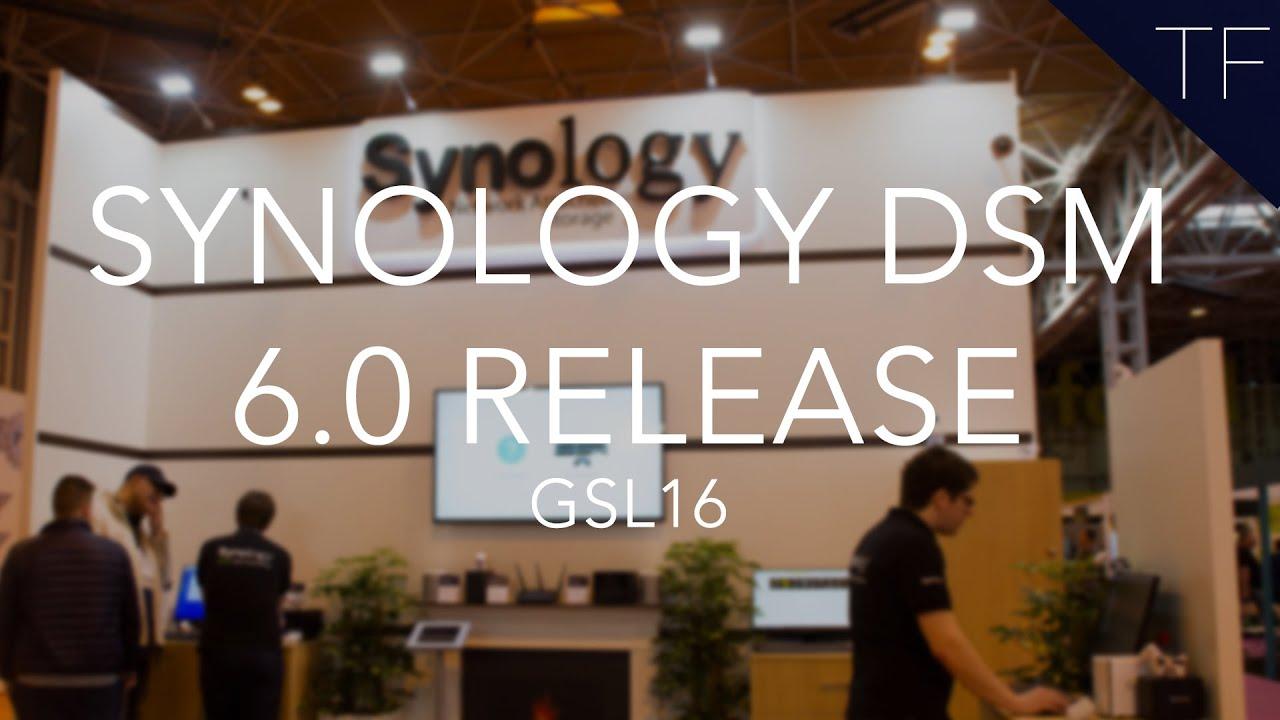 Dsm 6.0 Release
