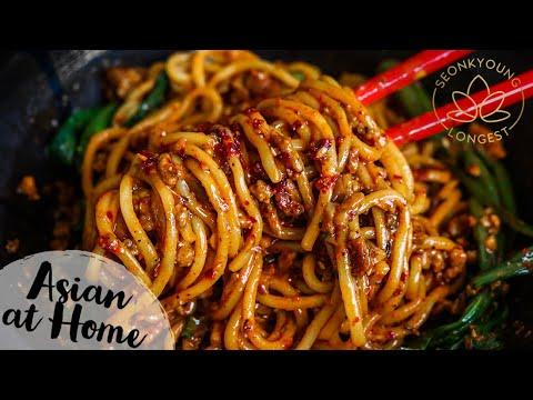 The BEST Dan Dan Mian Authentic Dan Dan Noodles Recipe