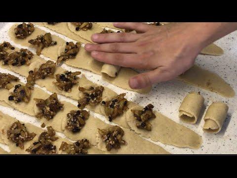 Elmalı Rulo kurabiye tarifi ✅ En lezzetli en kolay tarif tüm püf noktaları ile 👌