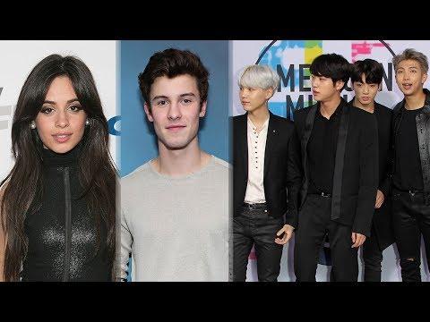 Camila Cabello, Shawn Mendes, BTS & More PERFORMING at 2018 Billboard Music Awards