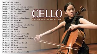 Top Cello Covers of Popular Songs 2018 - Best Instrumental Cello Cover