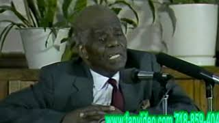 Dr. John Henrik Clarke - African Americans the lonely nation away from home