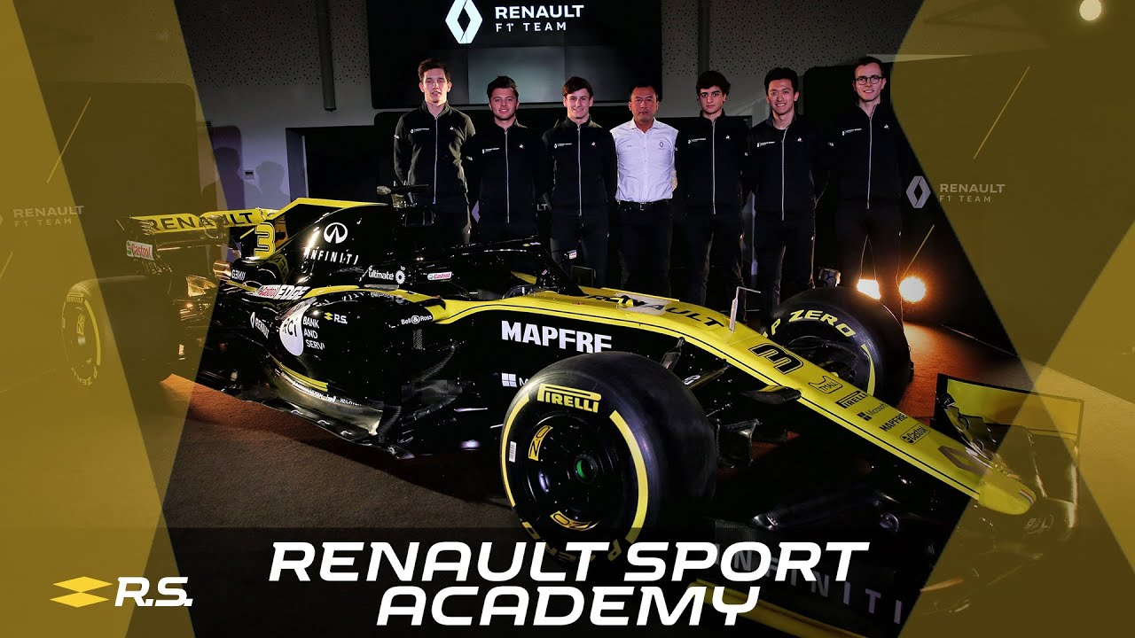 Renault Sport Academy - 2019 Doha Training Camp