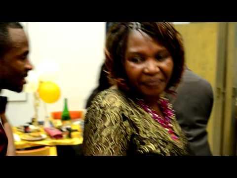 part2 of Congo & Nigeria wedding in Borlange, Sweden (Bernadette & Abel)