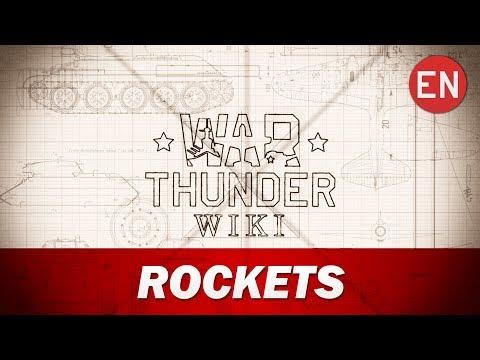 War Thunder Wiki   Rockets