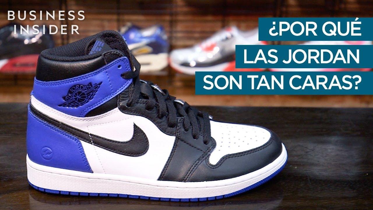 Así se convirtieron las Air Jordan de Nike en un objeto de