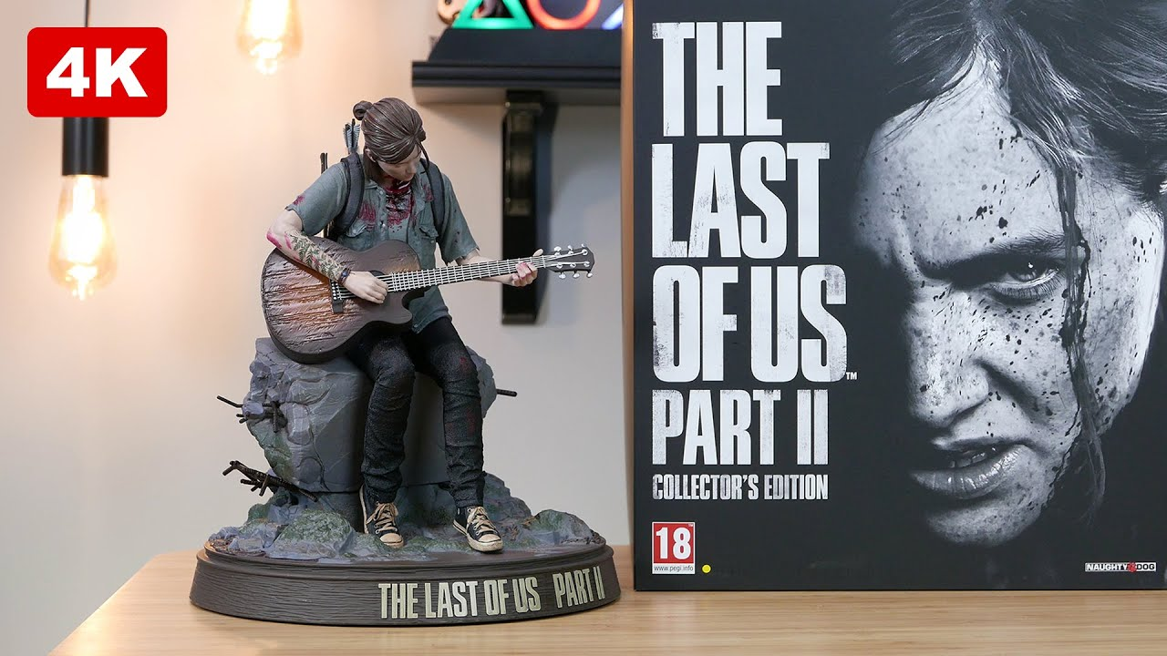 The Last of Us 2 Collectors Edition / UNBOXING 4K