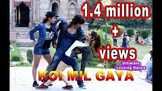 Koi Mil Gaya Dance | Kuch Kuch Hota Hai - Gaurav Mehra Dance Group