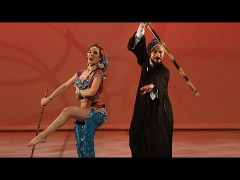 Taly and Kareem GaD, Cie Bell'Masry - Saidi