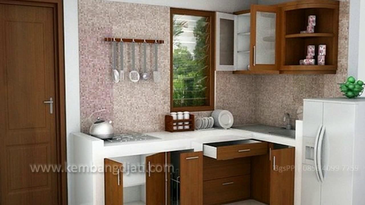 Jasa pembuatan kitchen set semarang modern minimalis interior semarang