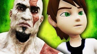 vuclip GTA V PC - Kratos, Ben10, Pokémon e Mais (MODS)