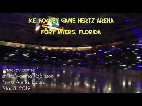 Everblades Vs Gladiators Hertz Arena Youtube