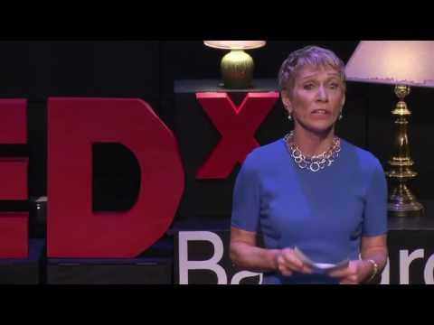 Rethinking failure  Barbara Corcoran at TEDxBarnardCollege
