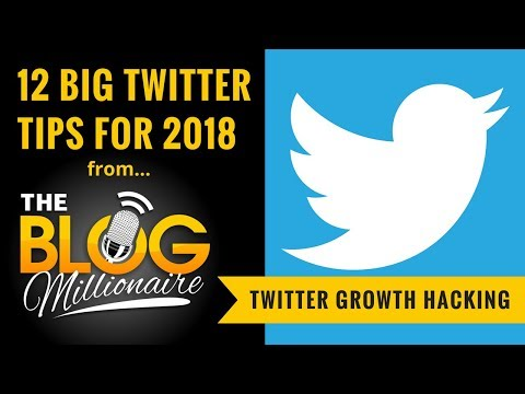 Twitter Marketing Tips and Tricks for 2018: A Quick Twitter Tutorial for Beginners and Business