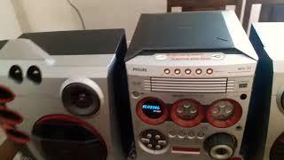 Teste 2 som Philips CD