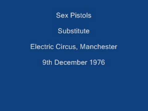 Sex Pistols - Substitute mp3