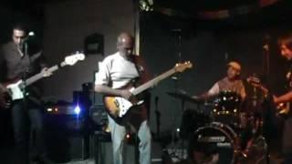 Viejos Verdes Blues Machine en el Caracol Cultural.MOD