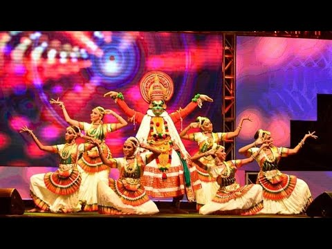 Vehaara Arts Thaiyum Kerala Folk@New Zealand