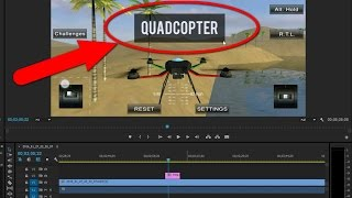 How to add Background to Text (Adobe Premiere Pro 2015)