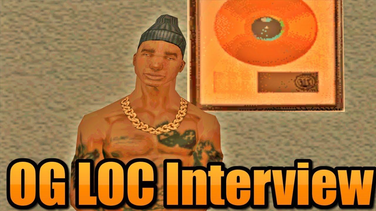 92d5ffa34b6 OG Loc Interview - YouTube