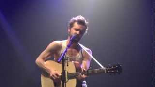 The Tallest Man On Earth - Revelation Blues - Live @Rockhal (Lux) - 31.10.2012 (13/14)