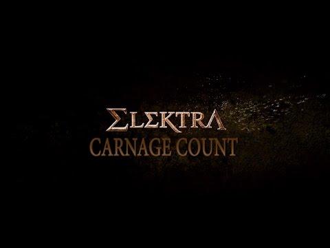 How Many Kills in Elektra (2005)