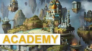 Heroes of Might and Magic 7 - ACADEMY Faction Gameplay [1080p/HD]