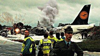 Samolot Lufthansy rozbija się w Warszawie