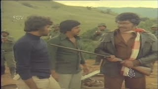 Bharjari Bete  Kannada Full Movie (1981)| Ambarish, Shankarnag, Jayamala | Old Kannada Action Movie