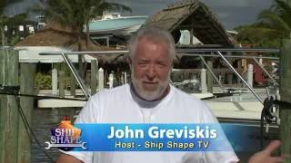 SSTV 21-09 - How to Replace Prop Shaft Seals
