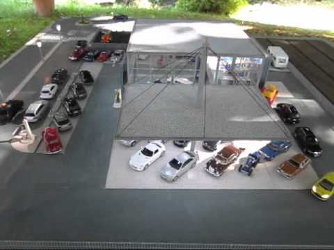 diorama car center v5 youtube. Black Bedroom Furniture Sets. Home Design Ideas