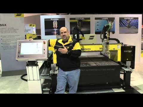 SGX Compact Automated Cutting System