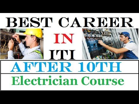 ITI Courses After 10th |  Electrical course Full detail |  Career in ITI