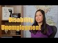 Disability Unemployment