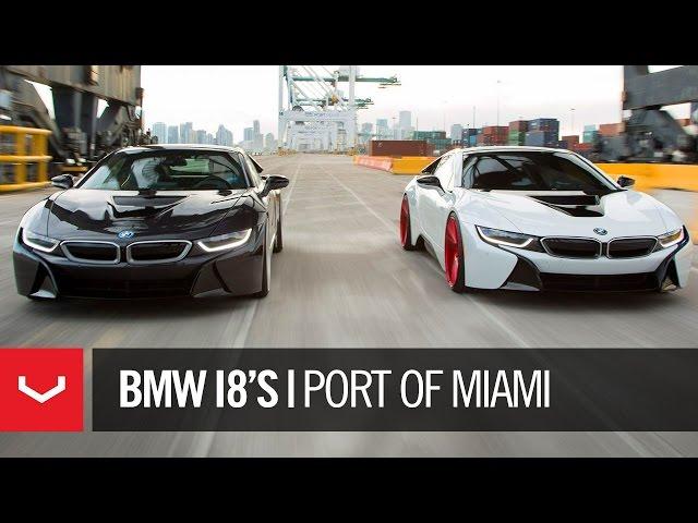 BMW i8 Duo |