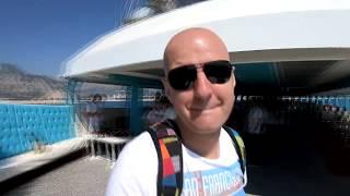 Гарем Мальдив шикарный отдых в Турции на пятипалубной яхте