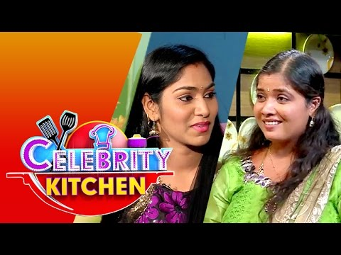 Actresses Lakshmi & Kavitha In Celebrity Kitchen (14/06/2015)