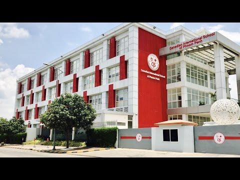 [4K]Canadian International School of Phnom Penh Cambodia