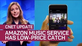 Amazon expands into subscription music...and meat? (CNET Update) thumbnail