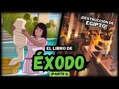 ÉXODO: Israel En Egipto (Parte 1) | Capítulo 1 Al 12 || Lección # 10