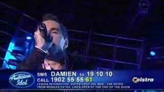 Damien Leith - Unchained Melody