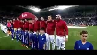 Israel vs Shqiperi golat