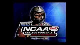 NCAA 2K2 Gameplay