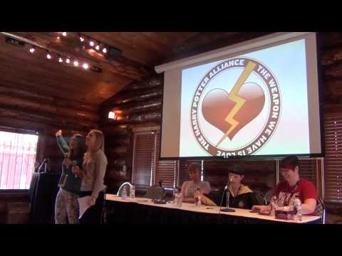 Calgary Expo: HPA/Quidditch Panel