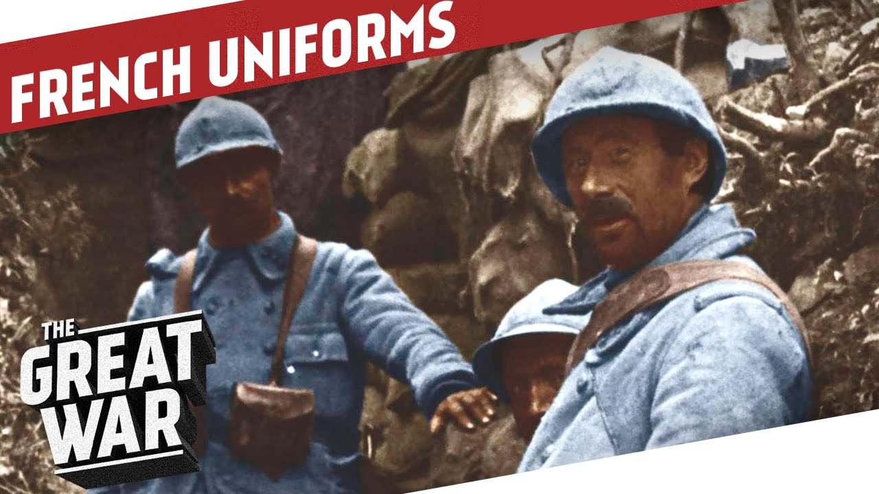Download The French Uniforms of World War 1 I THE GREAT WAR - Special