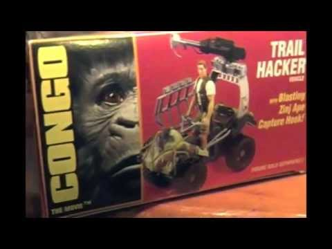 Kenner Congo - Trail Hacker - Unboxing
