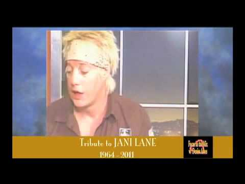 The Late JANI LANE's last interview on Focus in the Mix with Denise Ames TV Show.mp4