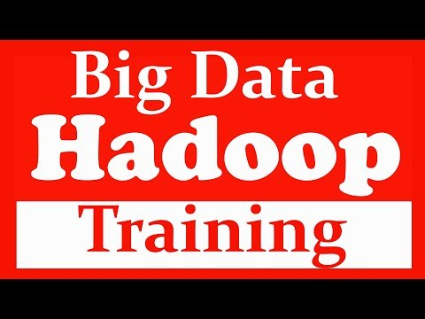 HADOOP Training in USA INDIA | HADOOP Tutorial For Beginners Video 1